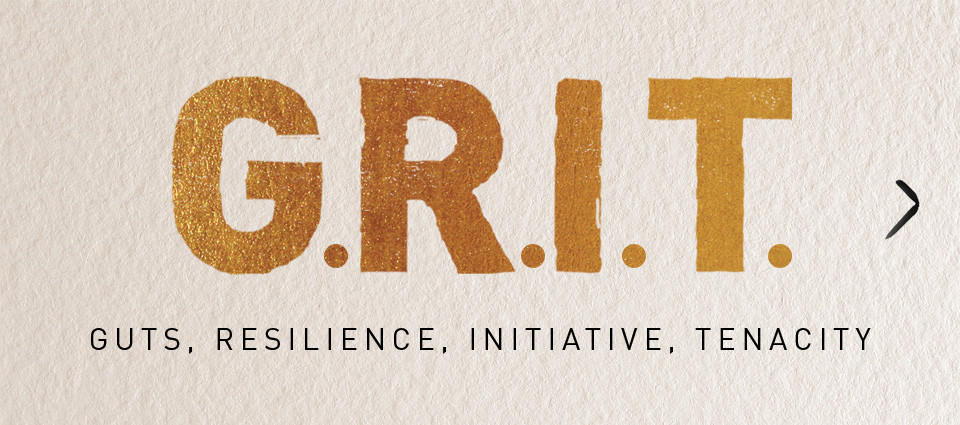 Guts, Resilience, Initiative, Tenacity (GRIT) VS Intelligence Quotient (IQ)