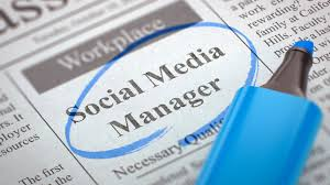 Everything You Need to Know about Being a Social MediaManager