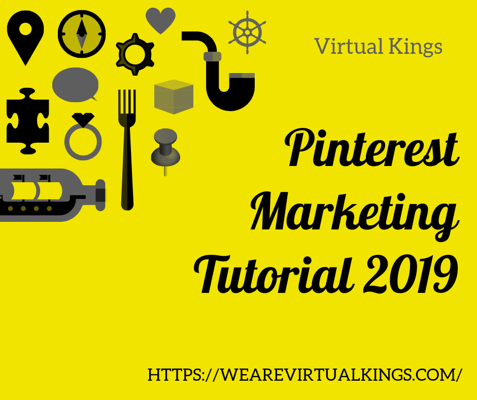 Pinterest Marketing Tutorial 2019 – Pinterest Marketing 101 Strategy Course To Grow Your Followers